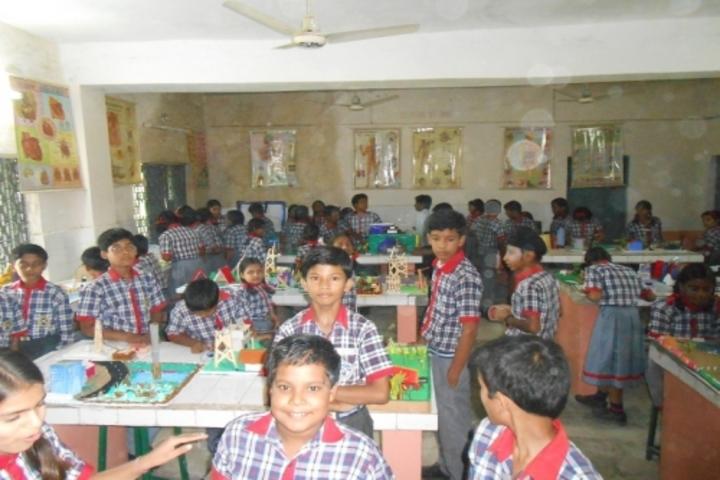 Kendriya Vidyalaya Jhagrakhand-Activity