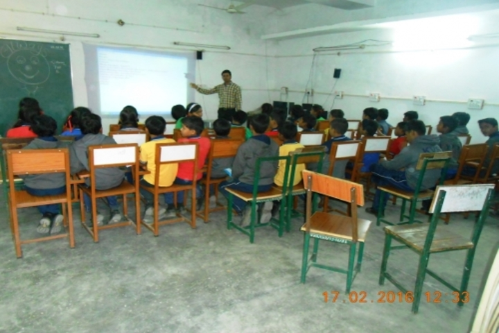 Kendriya Vidyalaya Jhagrakhand-Classrooms