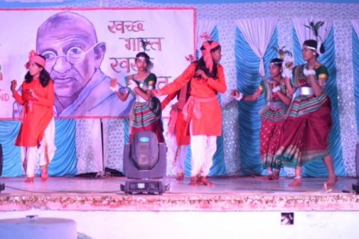 Kendriya Vidyalaya Jhagrakhand-Dance