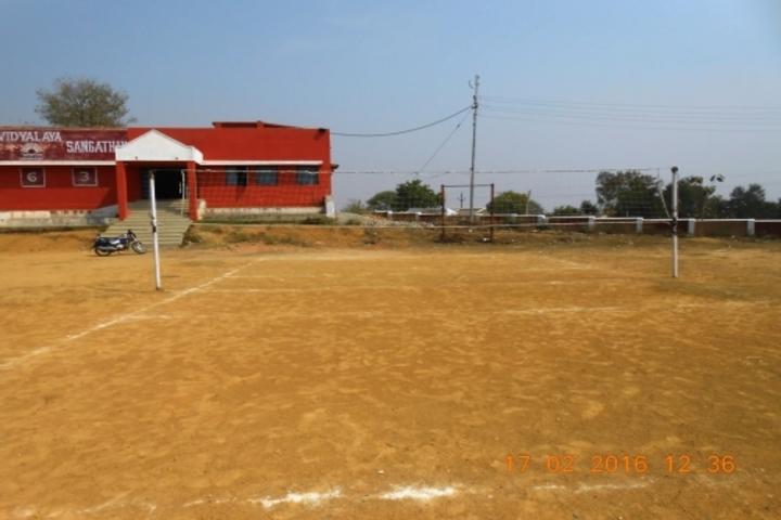 Kendriya Vidyalaya Jhagrakhand-Volley ball