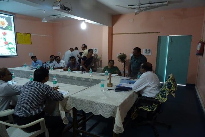 Kendriya Vidyalaya -  Staff Meeting