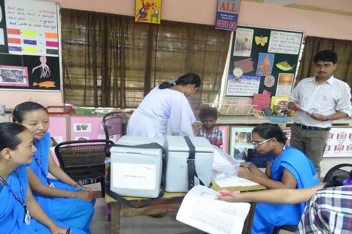 Kendriya Vidyalaya - Medical Check Up