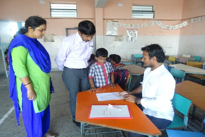 Kendriya Vidyalaya - Parent Teacher Meeting