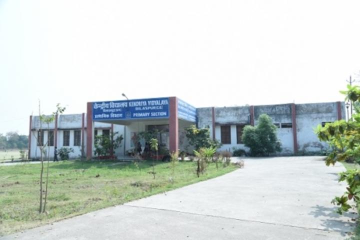 KENDRIYA VIDYALAYA, BILASPUR-building1