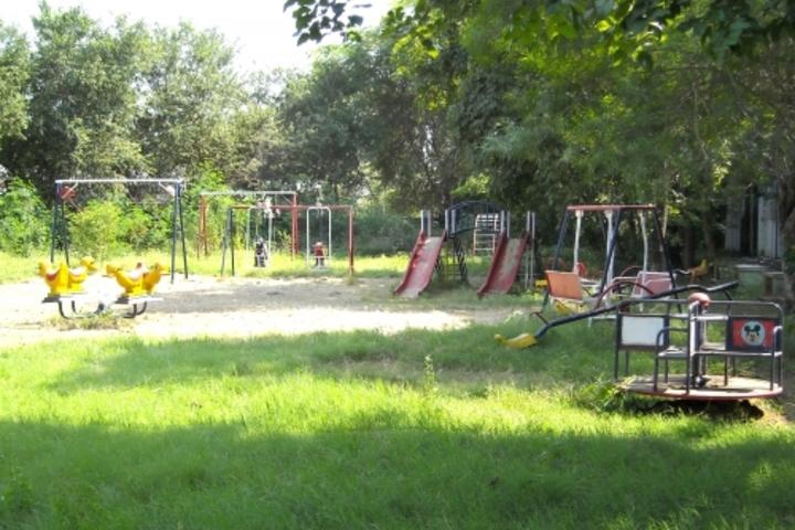 KENDRIYA VIDYALAYA, BILASPUR-playground