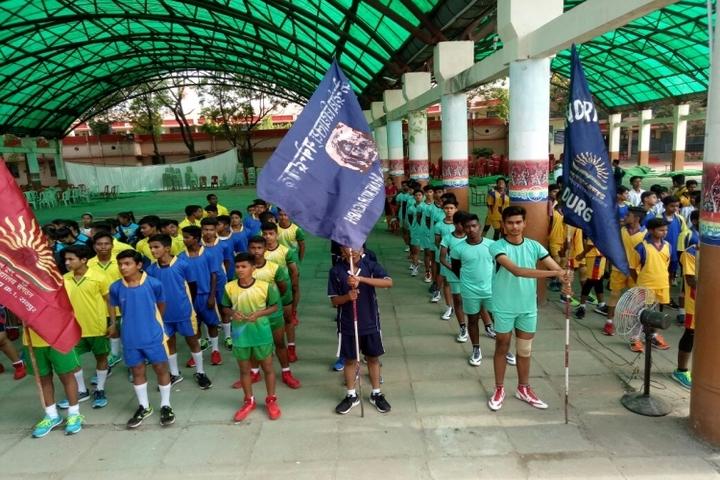 KENDRIYA VIDYALAYA DURG-sports day