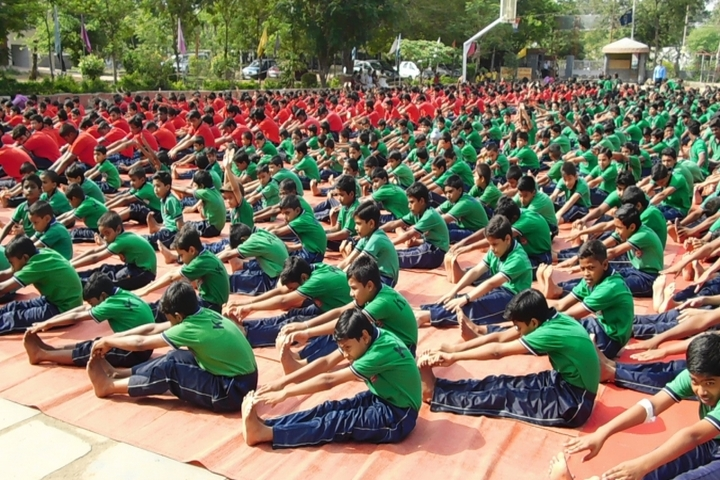 KENDRIYA VIDYALAYA DURG-yoga1