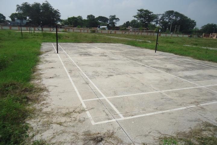 KENDRIYA VIDYALAYA DHAMTARI-badminton court