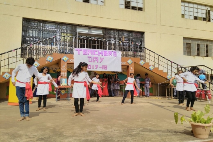 KENDRIYA VIDYALAYA JAGDALPUR-teachers day