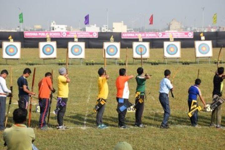 KRISHNA PUBLIC SCHOOL-Archery