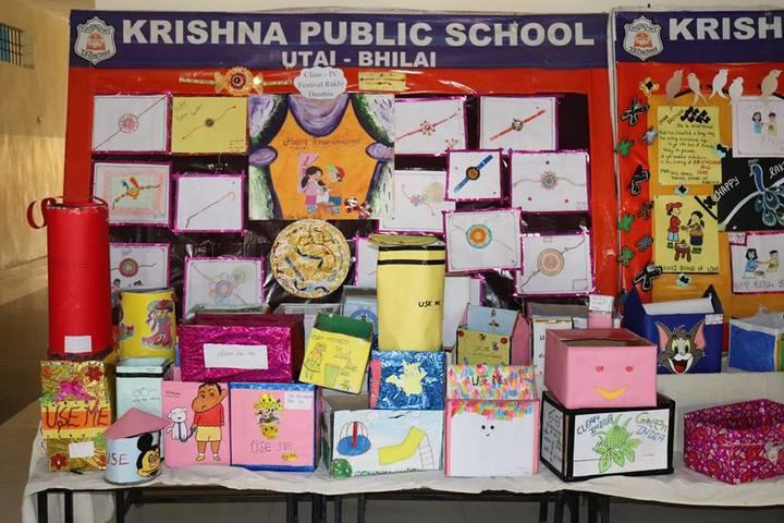 Krishna Public school-Art