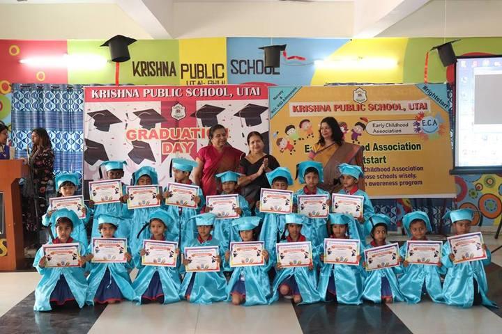 Krishna Public school-graduation day1