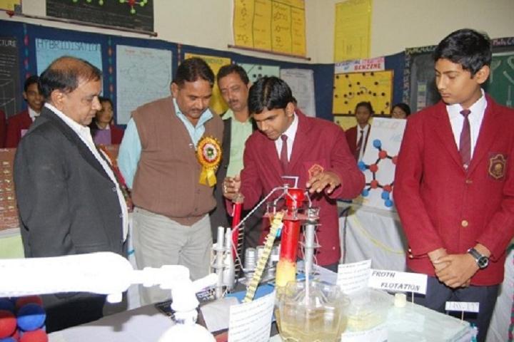 Krishna Public School-Activity