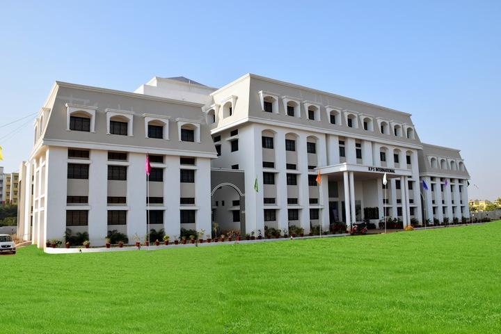 KRISHNA PUBLIC SCHOOL INTERNATIONAL-building