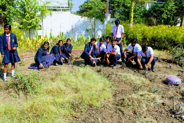 KRISHNA PUBLIC SCHOOL INTERNATIONAL-cleaning