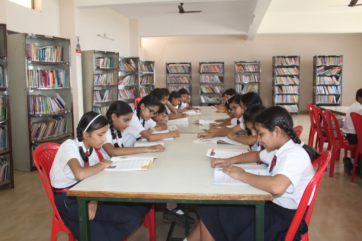 KRISHNA PUBLIC SCHOOL INTERNATIONAL-library