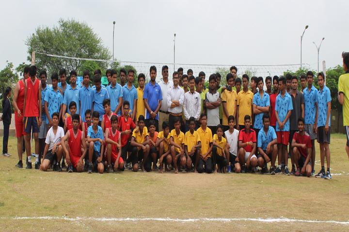 KRISHNA PUBLIC SCHOOL INTERNATIONAL-sports