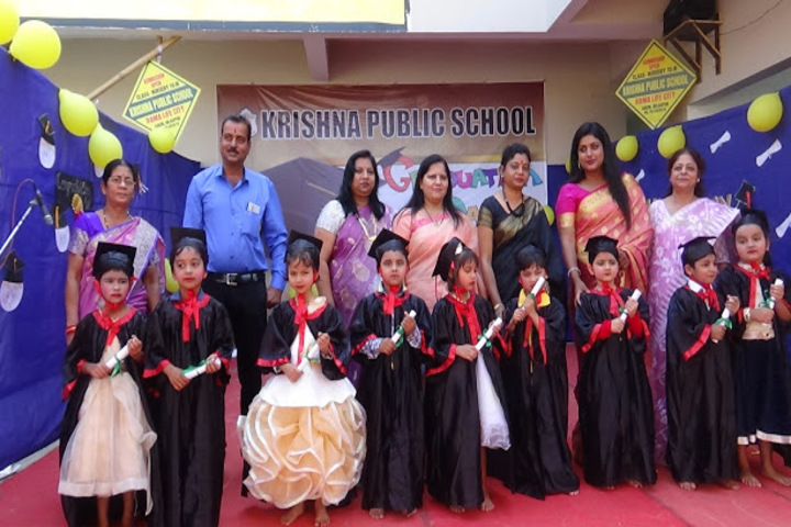 KRISHNA PUBLIC SCHOOL,BILASPUR-gradudation day1