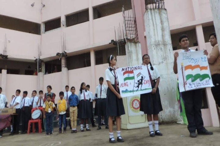 KRISHNA PUBLIC SCHOOL,BILASPUR-independence day