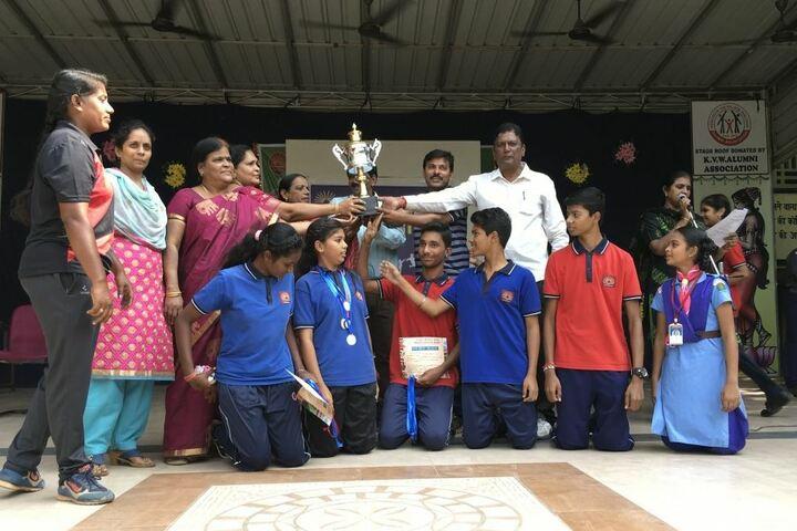 Kendriya Vidyalaya-Sports Champions