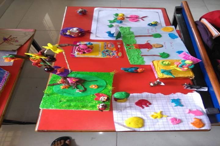 KRISHNA PUBLIC SCHOOL,PULGAON, DURG-activity