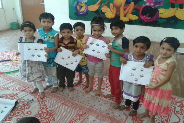 L.B.S. Global Public School Baloda Activity