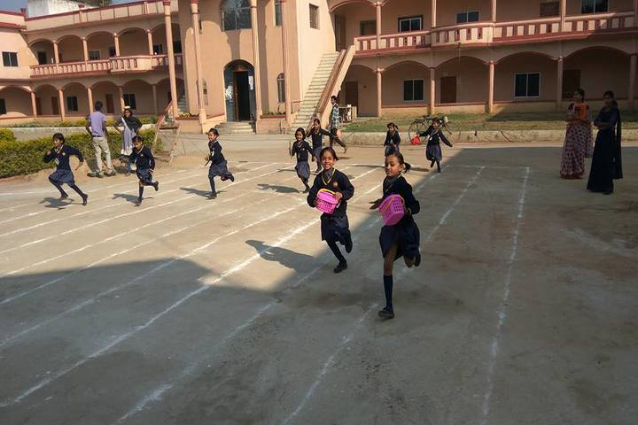 L.B.S. Global Public School Baloda Sports