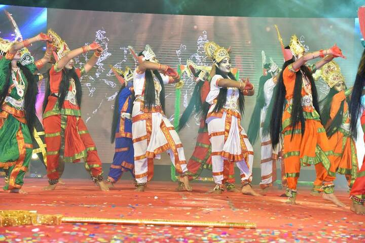 LCIT Public School-dance