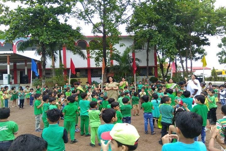 Lions Dav Public School-Activity