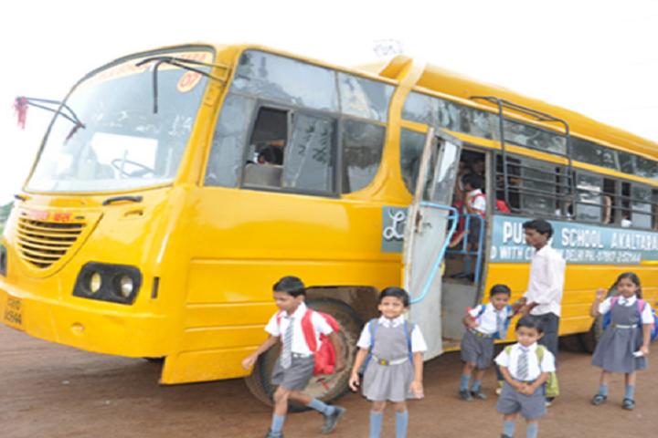 Lions Dav Public School-Transport