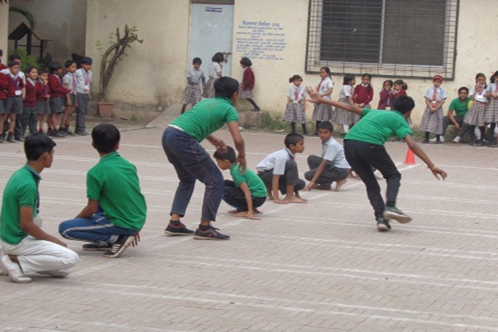Little Flower Higher secondary School-Kho kho