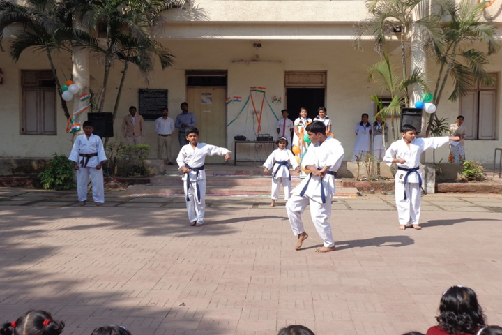 Little Flower Higher secondary School-karate