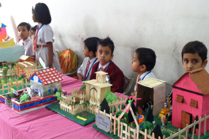 Little Flower Higher secondary School-science exhibition