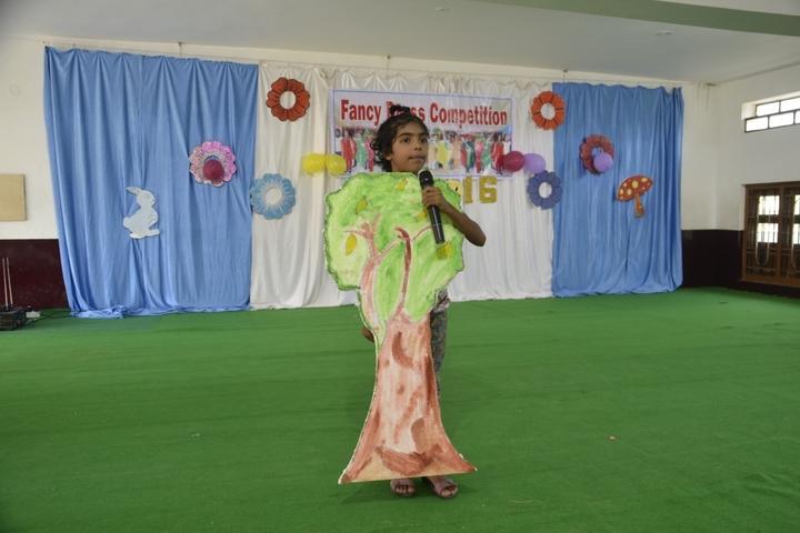Loyola School Bilaspur-fancy dress