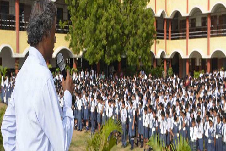 Loyola School-Assembly
