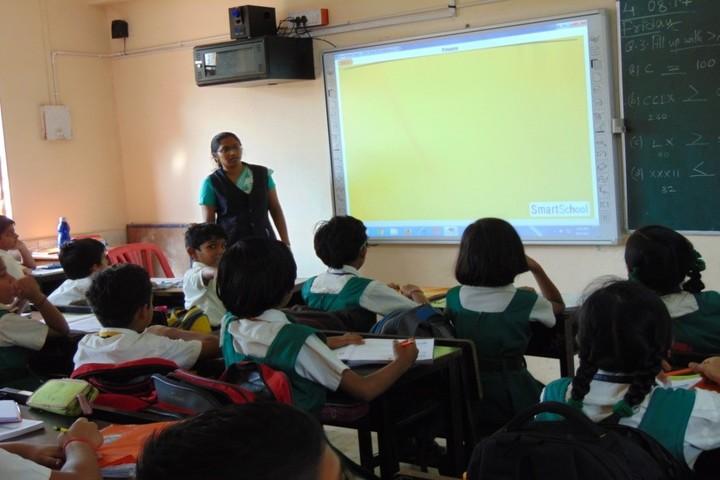 Mar Gregorious Memorial Senior Secondary School-Classroom