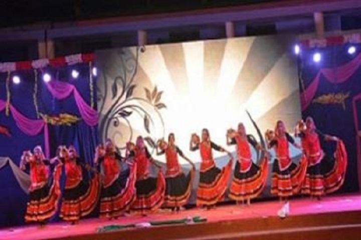 Mar Gregorious Memorial Senior Secondary School-Dance