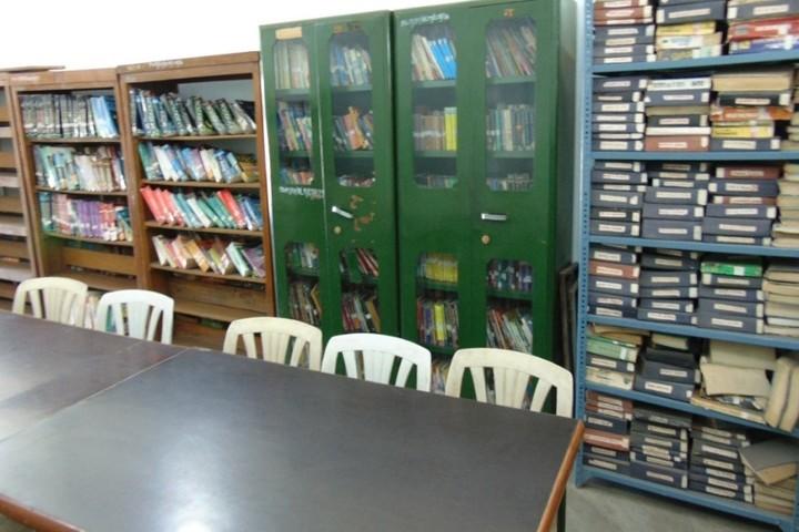 Mar Gregorious Memorial Senior Secondary School-Library