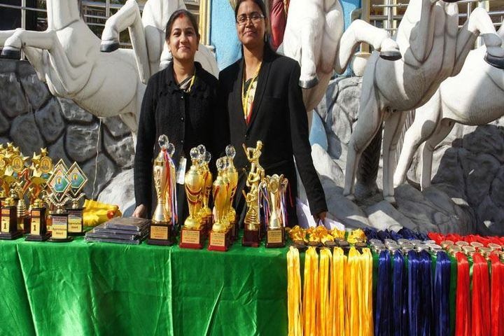 Maa Kalyanika Public School-awards