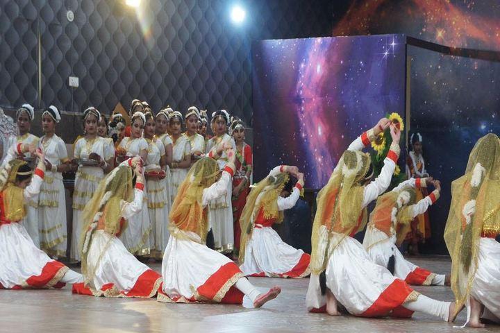 Maa Kalyanika Public School-dance