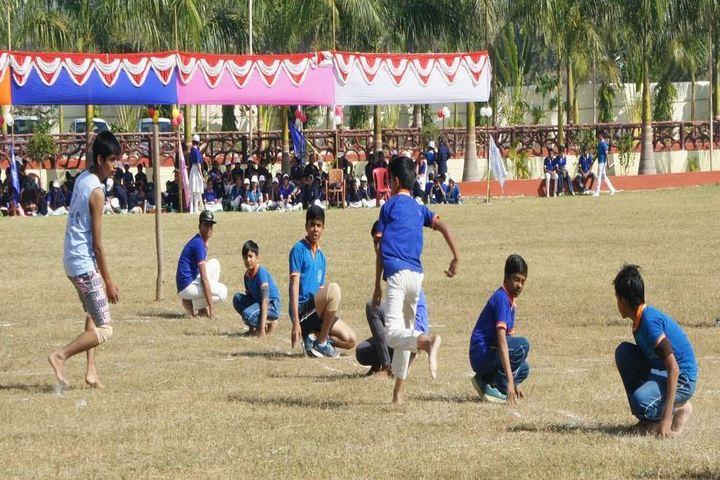 Maa Kalyanika Public School-kho kho