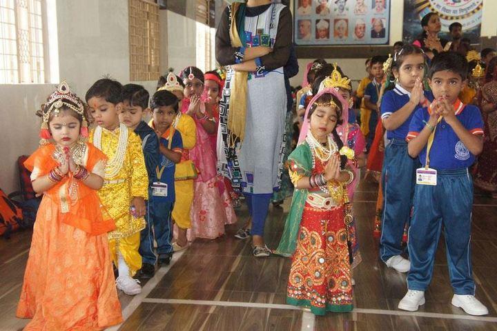 Maa Kalyanika Public School-krishnastami