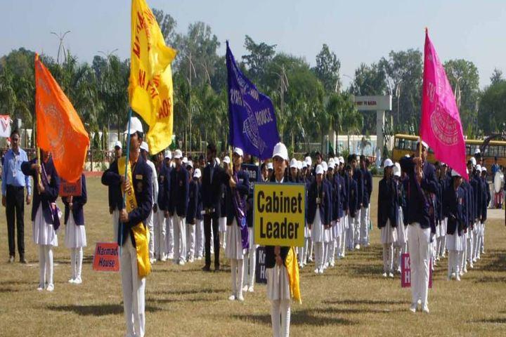 Maa Kalyanika Public School-sports day