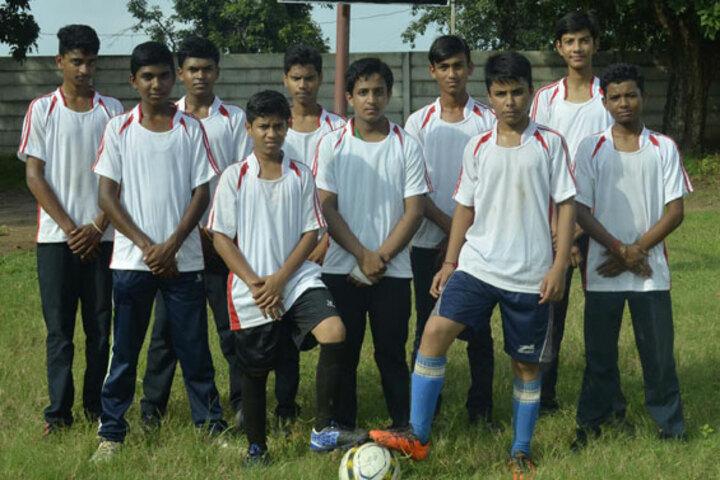 Mahanadi Academy-Football