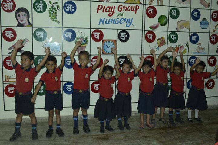 Mahanadi Academy-Kids