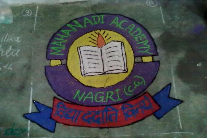 Mahanadi Academy-Rangoli