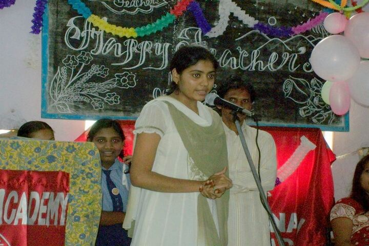 Mahanadi Academy-Speech