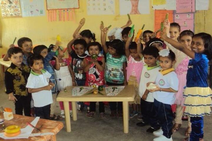 Maharishi Vidya Mandir-Classroom Activity