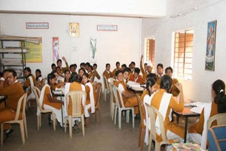 Maharishi Vidya Mandir-Study Room