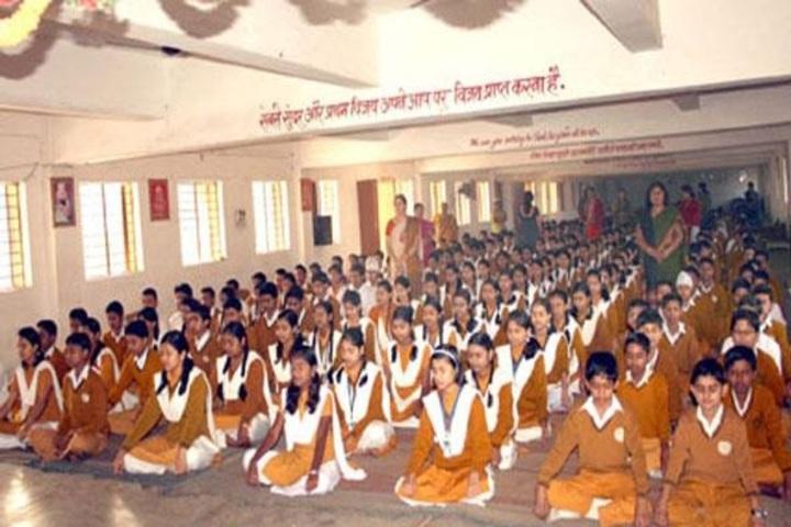 Maharishi Vidya Mandir-Yoga Day